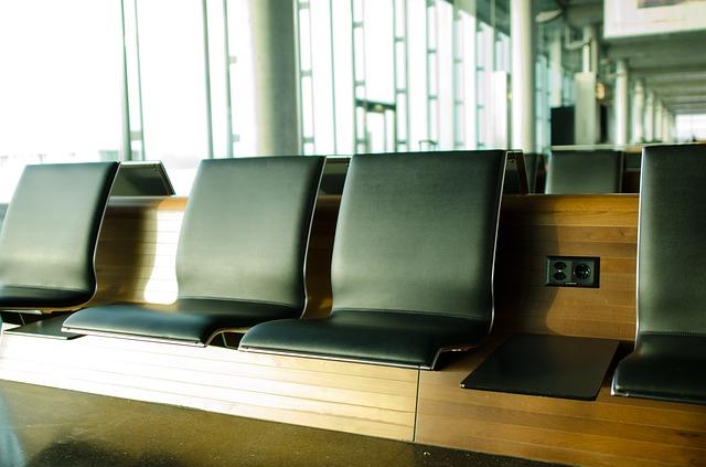 Dzień pierwszy po otwarciu nowego terminala w Balicach